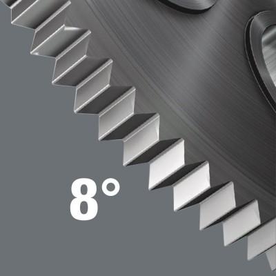 Kraftform Kompakt 60 Torque 1,2 - 3,0 Nm Estuche de puntas