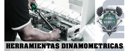 Herramientas dinamométricas