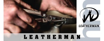 Leatherman herramientas y navajas con la mayor calidad y mejor precio