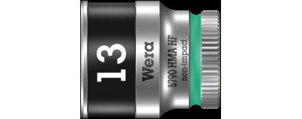 """8790 HMA HF Llave de vaso Zyklop con arrastre de 1/4"""" con función de retención"""